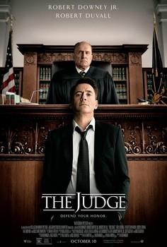 Постеры фильма «Судья»