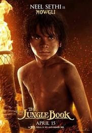 Постеры фильма «Книга джунглей»
