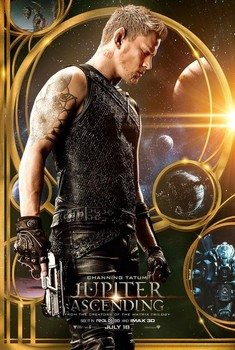 Постеры фильма «Восхождение Юпитер»