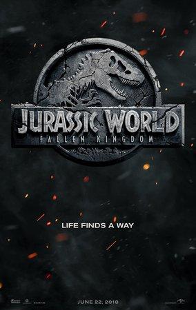 Постеры фильма «Мир Юрского периода: Падшее царство»