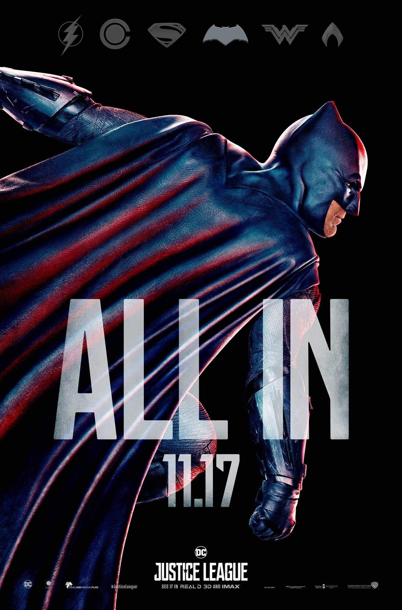 Лига справедливости, постер № 17