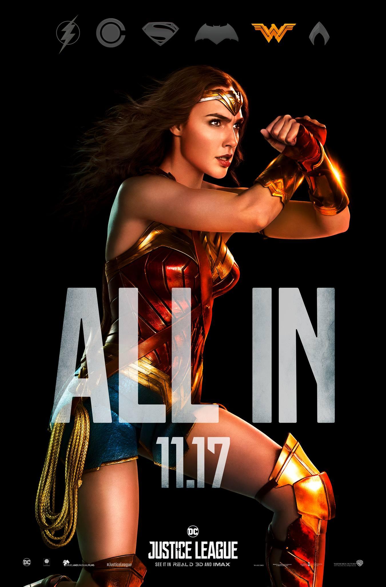Лига справедливости, постер № 20