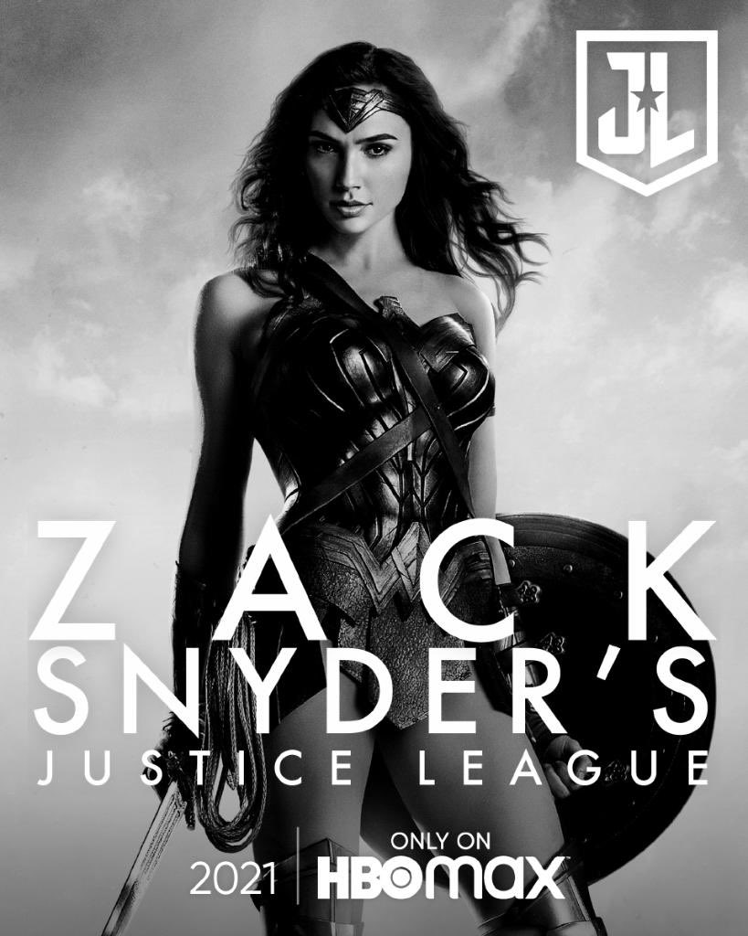Лига справедливости, постер № 39