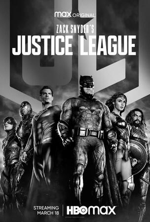 Постеры фильма «Лига справедливости»