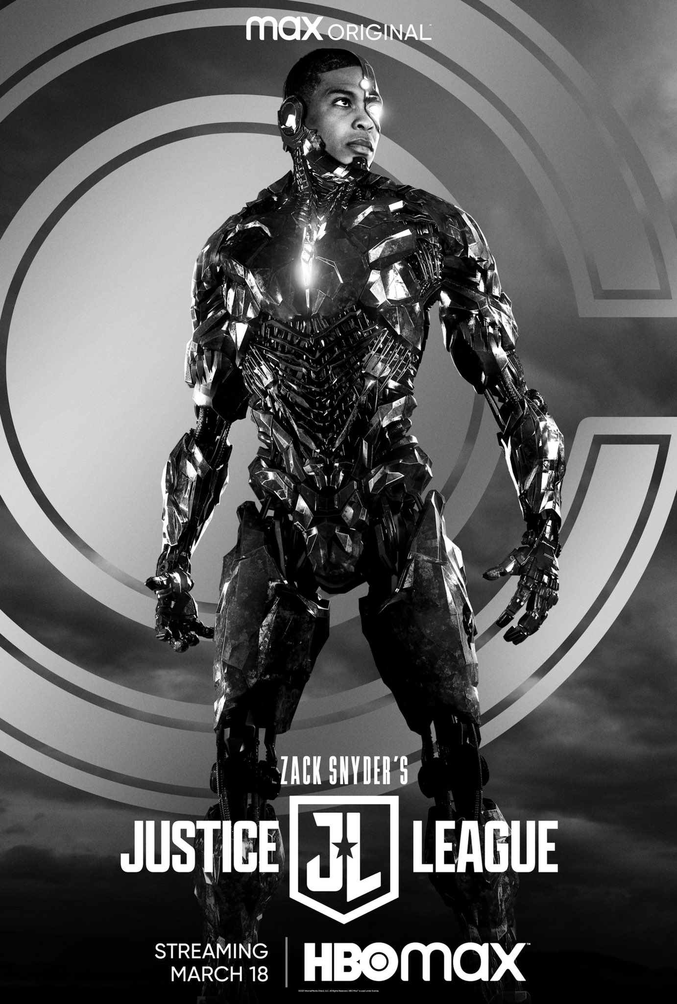 Лига справедливости, постер № 65