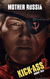 Постеры фильма «Пипец-2»