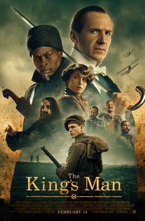 Постеры фильма «King's Man: Начало»