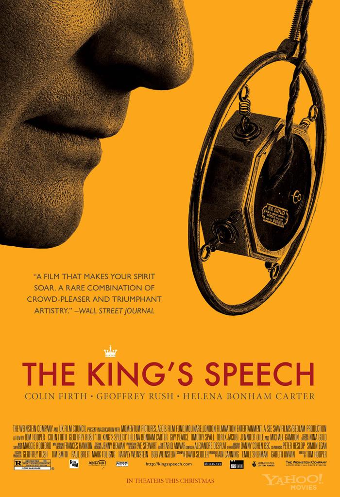 Король говорит!, постер № 4