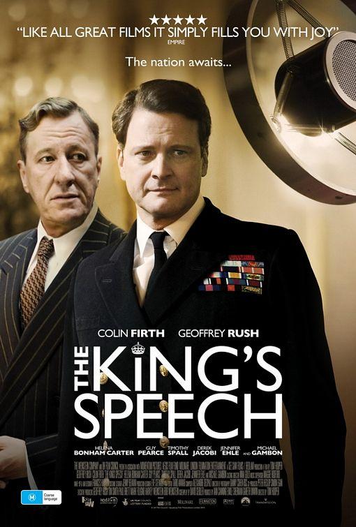 Король говорит!, постер № 5
