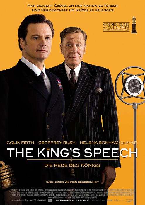 Король говорит!, постер № 7