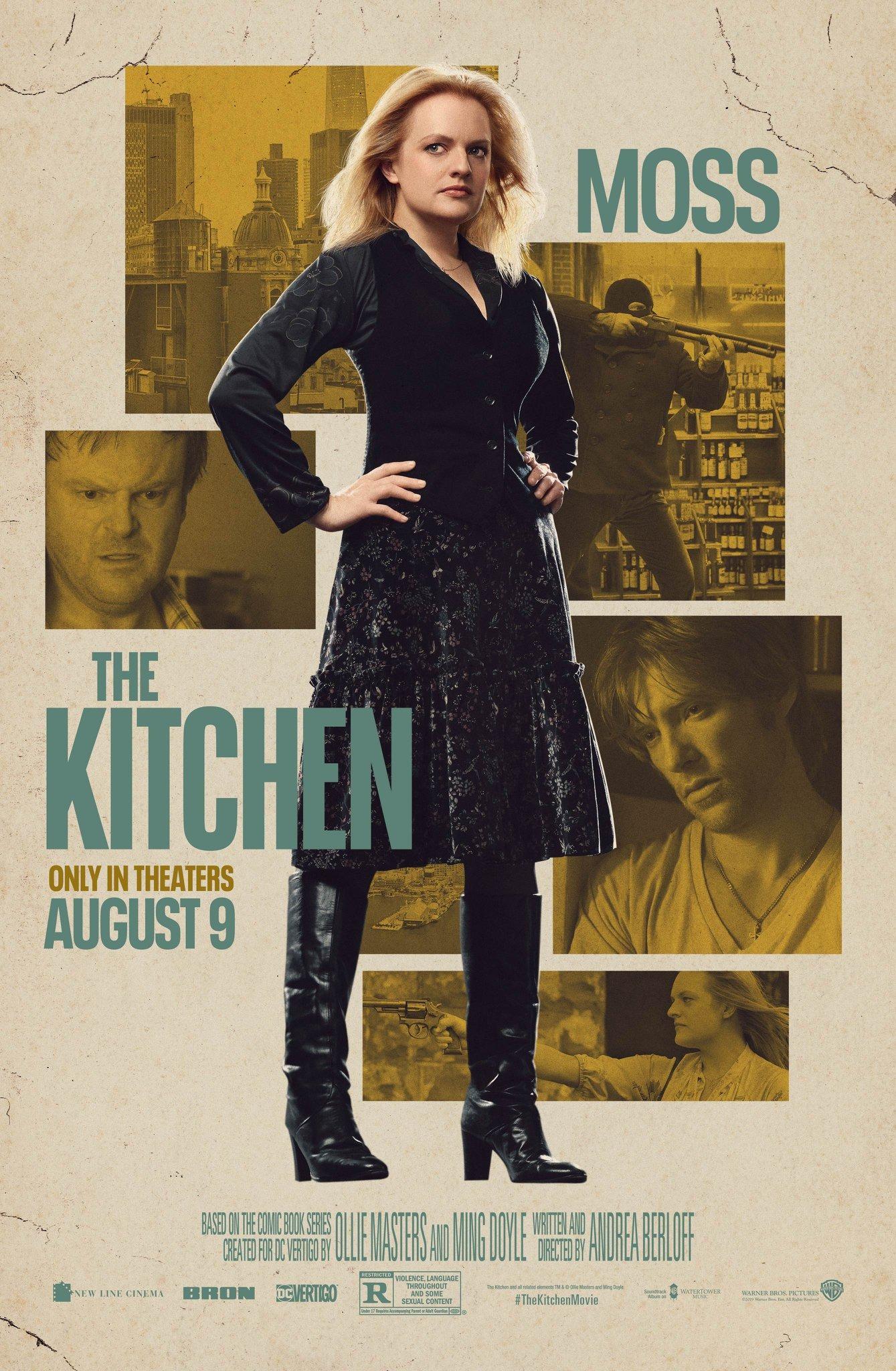 Адская кухня, постер № 3
