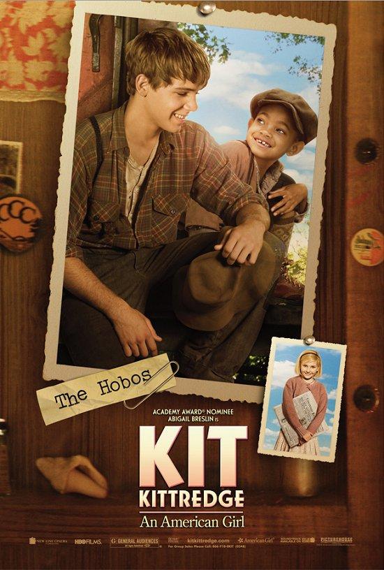Кит Киттредж: Американская девочка, постер № 2