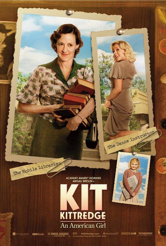 Кит Киттредж: Американская девочка, постер № 3