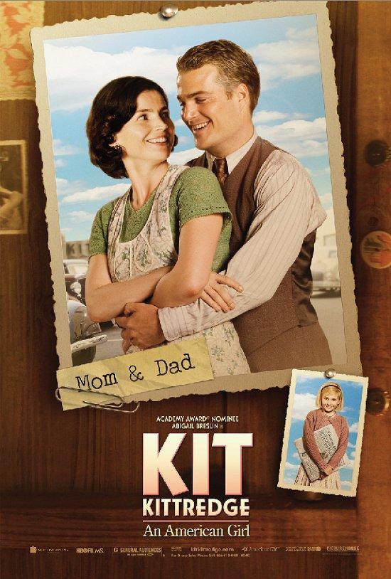 Кит Киттредж: Американская девочка, постер № 5