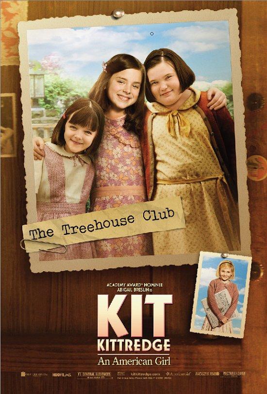 Кит Киттредж: Американская девочка, постер № 6