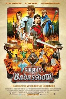Постеры фильма «Рыцари Охрененности»