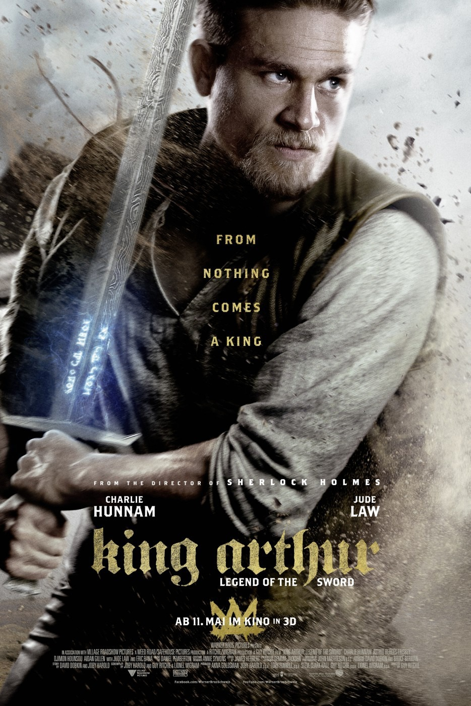 Меч короля Артура,  № 8