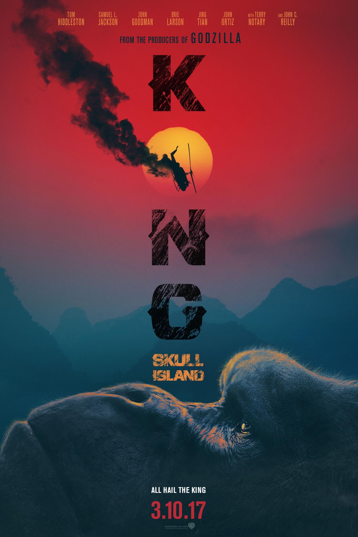 Конг: Остров черепа, постер № 16