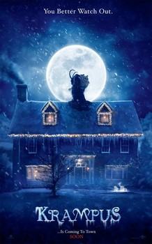 Постеры фильма «Крампус»