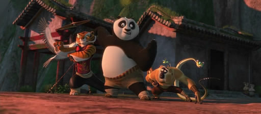 Мультик секс кунфу панда