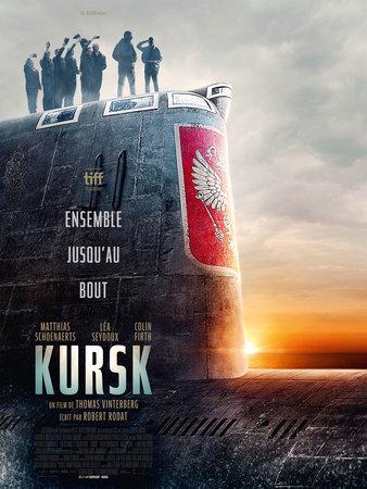 Постеры фильма «Курск»