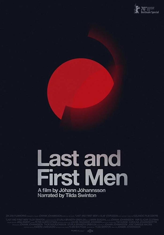 Последние и первые люди, постер № 1