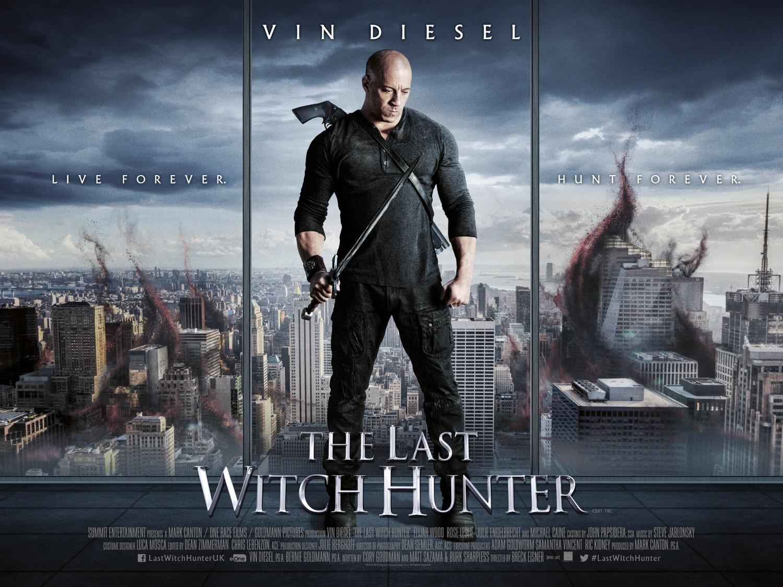 Последний охотник на ведьм (The Last Witch Hunter, 2015) новые фото