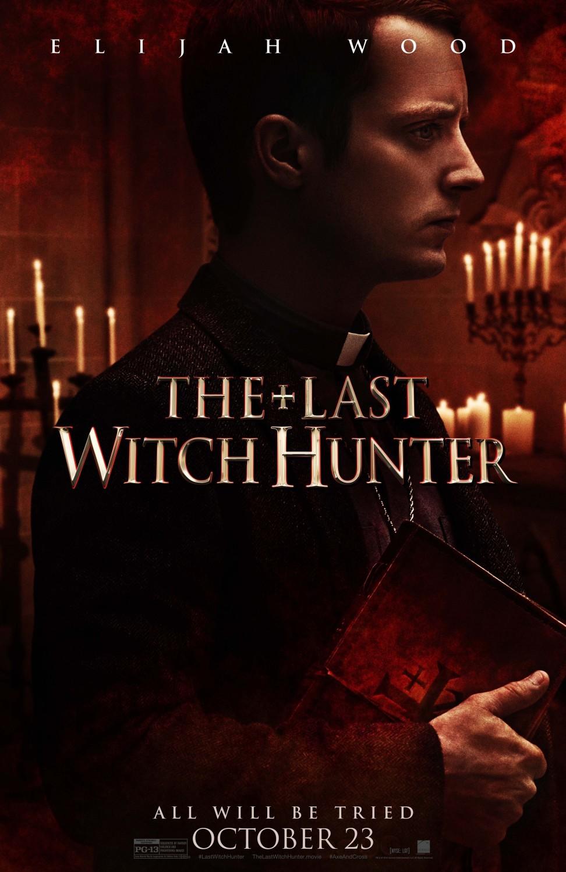 Смотреть Последний охотник на ведьм (The Last Witch Hunter, 2015) видео