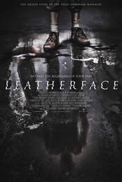 Постеры фильма «Лезерфейс»