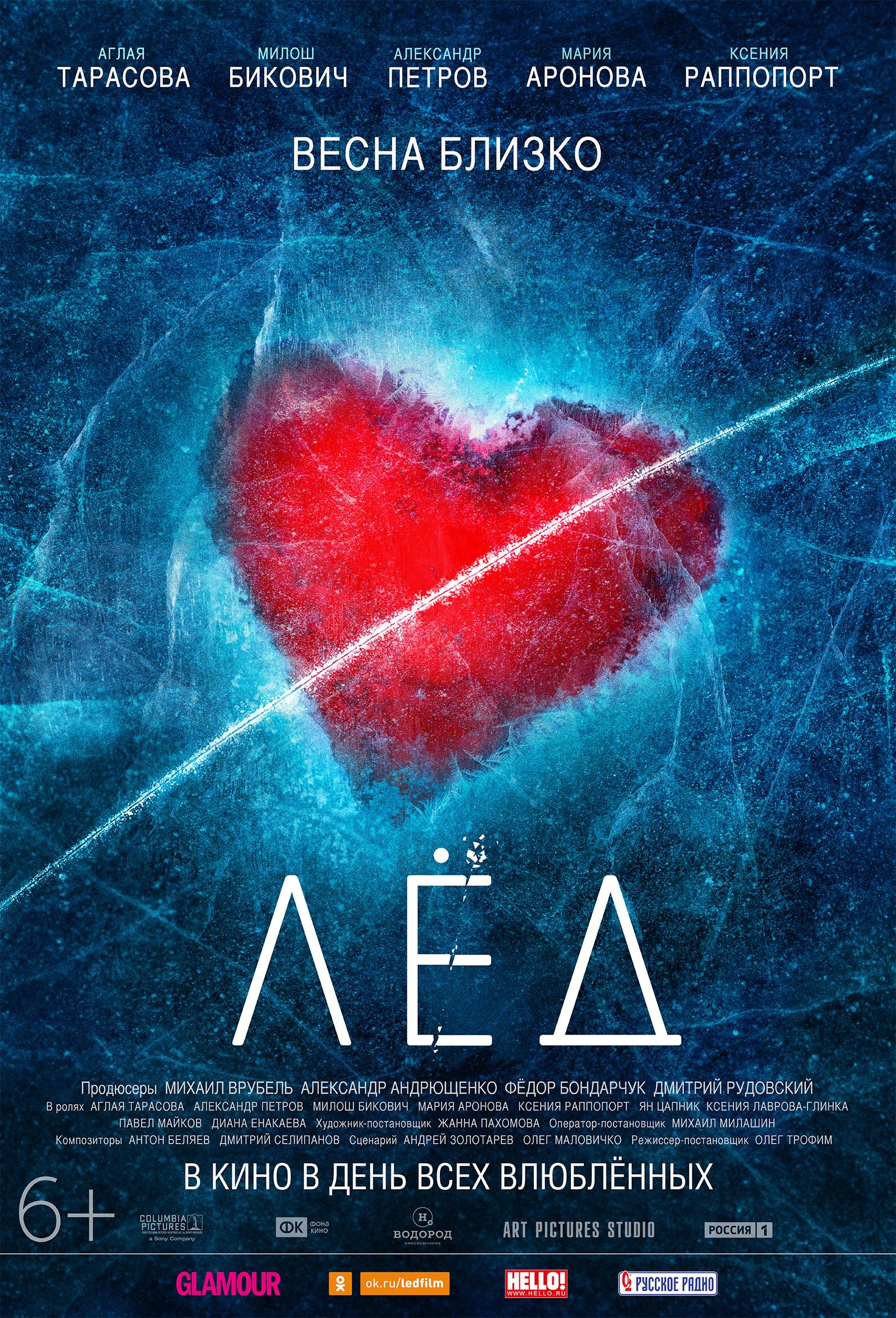 Лёд, постер № 1