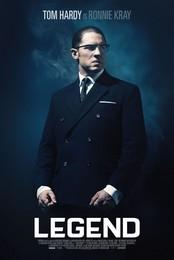 Постеры фильма «Легенда»