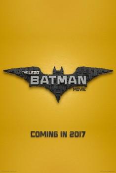 Постеры фильма «Лего Фильм: Бэтмен»