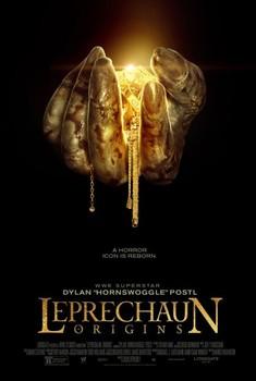 Постеры фильма «Лепрекон: Начало»