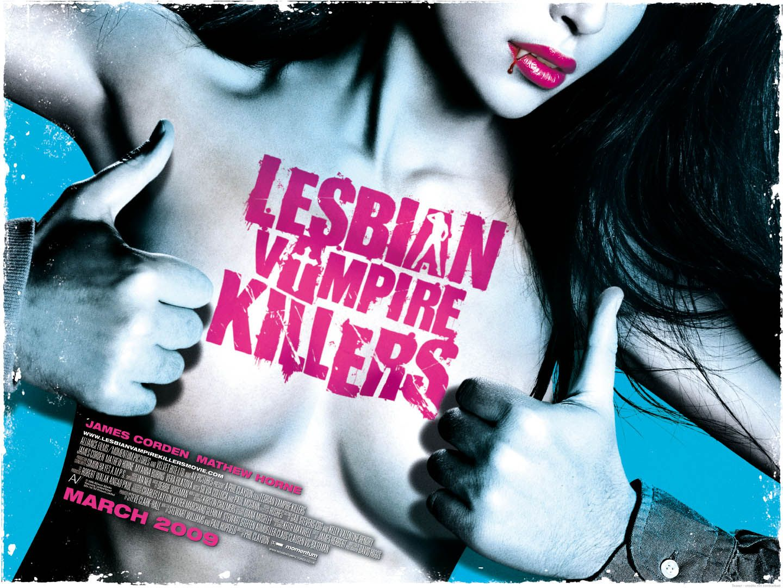 Убийцы лесбиянок-вампирш / Lesbian vampire killers. Пол МакГэнн