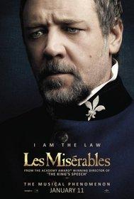 Постеры фильма «Отверженные»