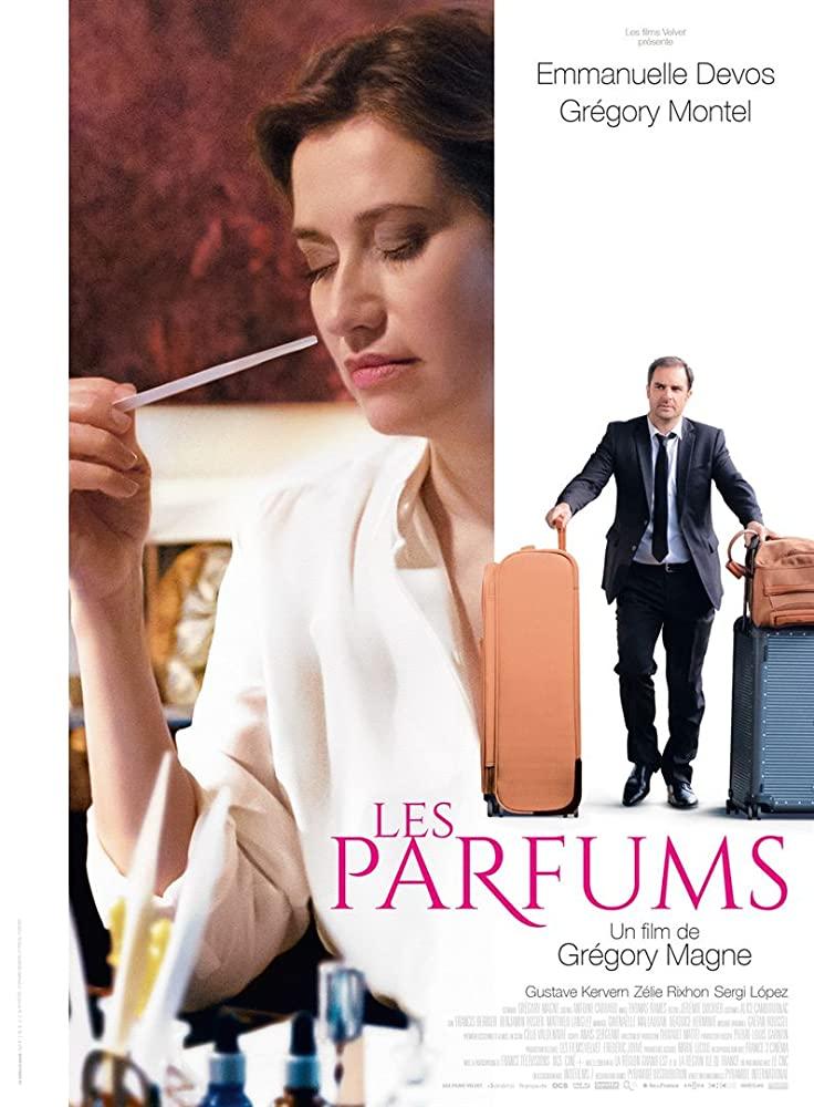 Мадам парфюмер, постер № 1