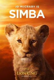 Постеры фильма «Король Лев»