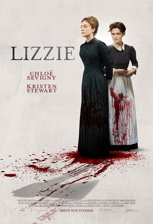 Месть Лиззи Борден, постер № 3