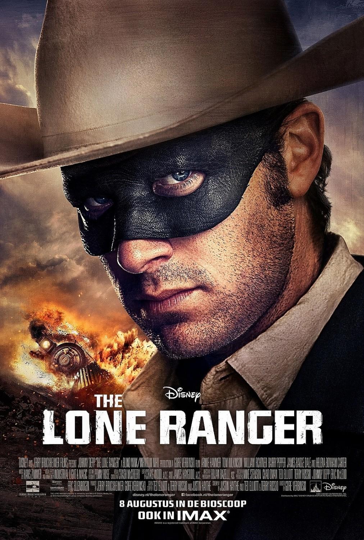 Фильм «Одинокий рейнджер» / The Lone Ranger
