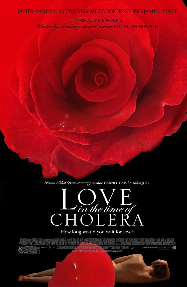 Любовь во время холеры, постер № 1