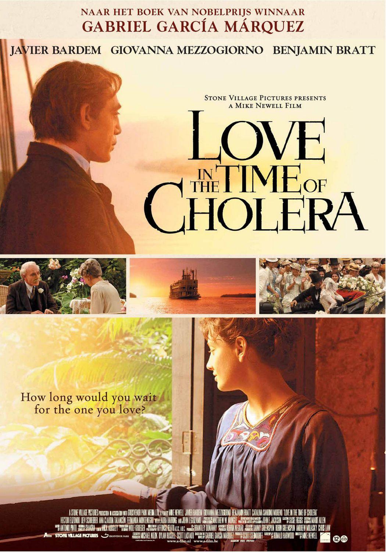 Любовь во время холеры, постер № 4