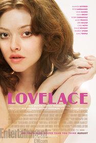 Постеры фильма «Лавлэйс»