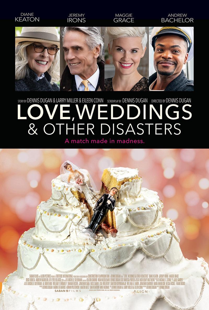 Любовь, свадьбы и прочие катастрофы, постер № 1