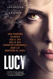Постеры фильма «Люси»