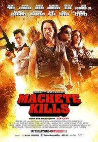 Постеры фильма «Мачете убивает»