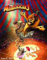 «Мадагаскар-3» (Madagascar 3) на Кино-Говно.ком