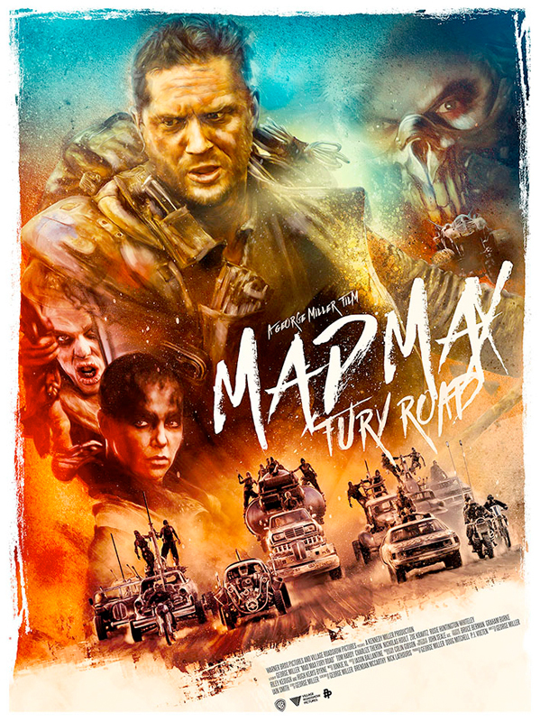Mad max fury road trailer #1