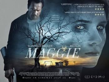 Постеры фильма «Заражённая»