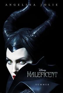Постеры фильма «Малефисента»
