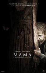 Постеры фильма «Мама»